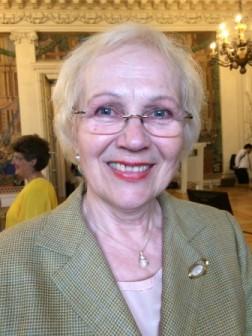 Mrs. Aldona Reksniene U3A, Vilnius, Lithuania