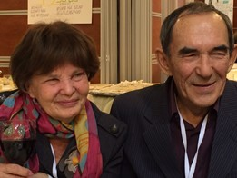 Dr. Minnigalleva parents