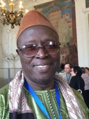 Mr. Sidi H. Camara, President U3A Senegal